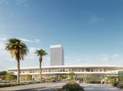 Новое здание Музея искусства округа Лос-Анджелес LACMA