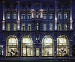 """Магазин """"Apple"""" на Риджент-Стрит в Лондоне. 2005"""
