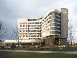 Гостиница Four Points by Sheraton