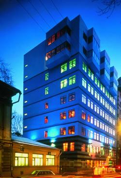 Здание Deutsche Bank на улице Щепкина