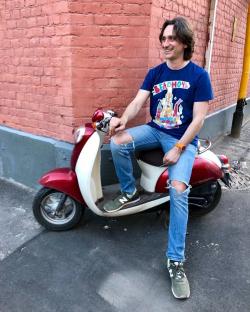 Сергей Никитин: Велоночь по дворам