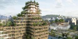 Каким будет новый квартал на месте парижской промзоны