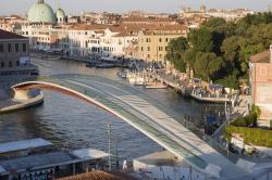 Сантьяго Калатраву оштрафовали на €78000 за скользкий, дорогостоящий и «неинклюзивный» мост