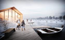 Туристический кластер в Оймяконе, проект-победитель конкурса