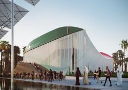 Павильон Италии на Экспо-2020