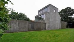 Художественная галерея Four Boxes Gallery в Скиве, Дания. 2009