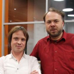 Диалоги о вечных ценностях: Степан Липгарт и Алексей Комов