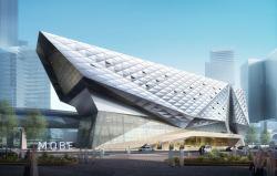 Музей застроенной среды в Эр-Рияде. Проект