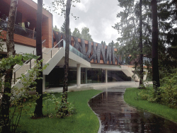A Hotel in Moscow Suburbs