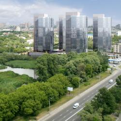 Многофункциональный жилой комплекс в Киеве