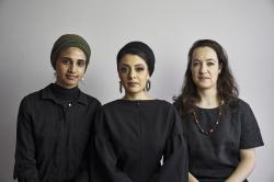 Counterspace: Сумайя Валли, Амина Каскар и Сара де Вильерс