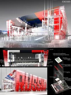 Российский павильон на EXPO 2010 в Шанхае
