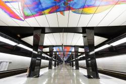 На вкус и цвет: алюминий в московском метро