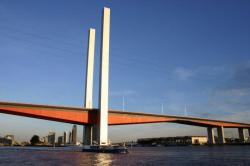 Мост Болт-Бридж в Мельбурне (1999)