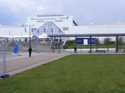 Лондонский выставочный центр ExCeL превратили в «полевой» госпиталь для больных COVID-19