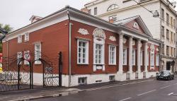 Реставрация усадьбы А.П. Сытина