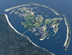 """""""Остров Федерация"""" будет создан, но без Эрика ван Эгераата"""