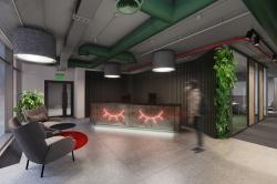 Офис Business Club в БЦ ОКО II