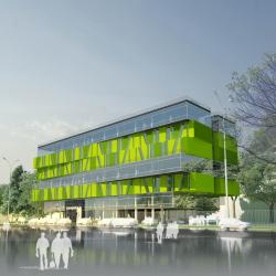 Офисное здание Останкинского пивоваренного завода