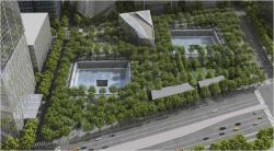 В США представлен проект мемориала в память жертв трагедии 11 сентября