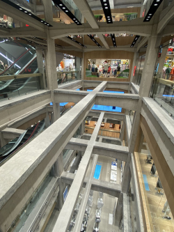 Мировой флагманский магазин Uniqlo Tokyo