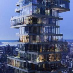 Башня 56 Leonard Street