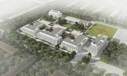 Районная больница на 240 коек