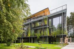 Штаб-квартира компании ASI Reisen