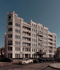 Апарт-отель на Покровском бульваре
