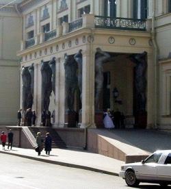 В Берлине открыта выставка о немецких архитекторах в России