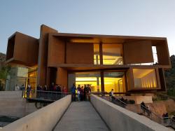 Центр Greenland – корпус А: кафе-галерея