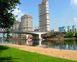 Москворецкий парк облагородили в суде. Незаконные строения снесут через месяц