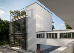 Реставрация и приспособление объекта культурного наследия «Здание дома Наркомфина» (2017-2020)