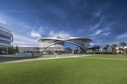 Здание студенческого союза Авиационного университета Эмбри-Ридлл