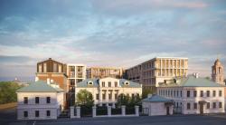 Проект «Ordynka. Собрание клубных домов»