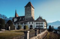 Замок Шпиц: дворец для отважного рыцаря
