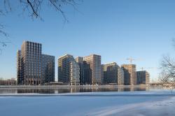 Жилой комплекс «Ривер парк»: кварталы 1-3