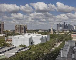 Хьюстонский музей изобразительных искусств – реконструкция