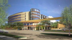 Детская больница Стэнфордского университета - новый корпус