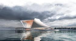 Здание «Морской оперы» в Таллинне