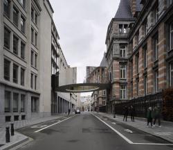 Пешеходный мост «Тондо»