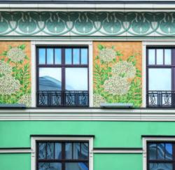 Фасад на гарантии