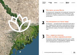 Мастер-план развития Астраханской агломерации, проект консорциума Института Генплана Москвы, победитель конкурса