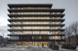 Офисное здание De Walvis