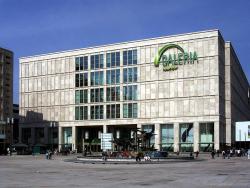 Универмаг Galeria Kaufhof на Александерплац