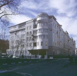Жилой дом в Большом Казенном переулке