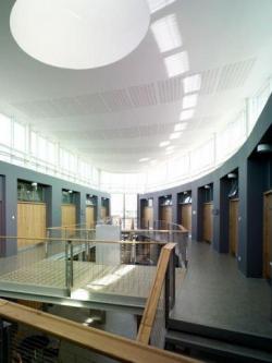 Деловой центр для малого бизнеса Спрингборд. Стоксли, Северный Йоркшир. 2005