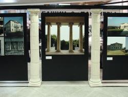 Выставка Андреа Палладио на Зодчестве 2008. Фото: Юлия Тарабарина