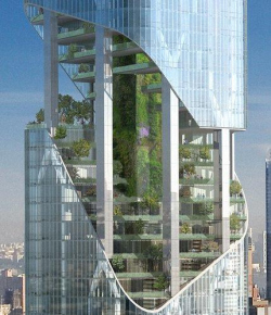 Небоскреб Elad Properties