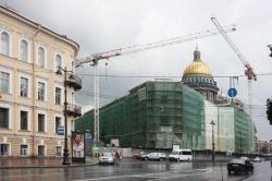 Высота дворца Лобанова-Ростовского не будет превышать регламент